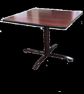 TCA Height Adjustable Square Table